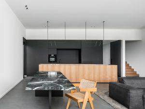 Oblique House by Studio Niels