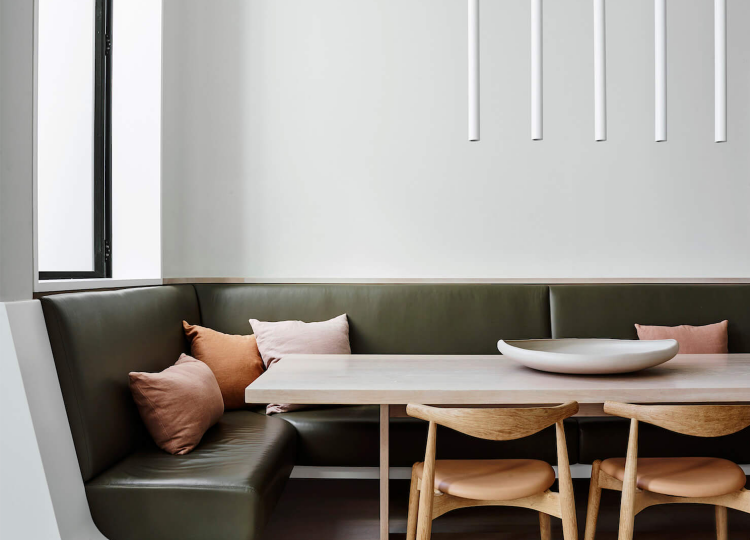 Dining | Paddington Terrace Dining Nook by Smart Design Studio