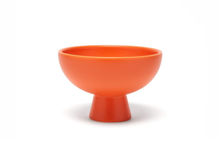Raawii Vibrant Orange Bowl