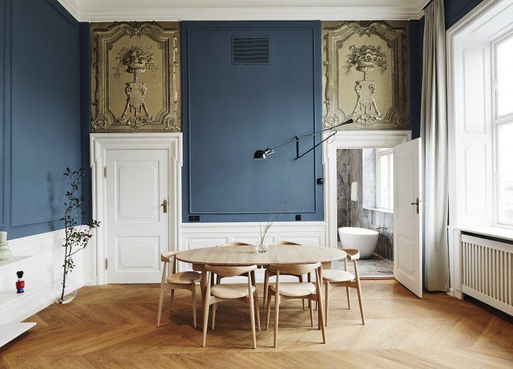 Dining | Nobis Hotel Copenhagen Dining Room by Wingårds