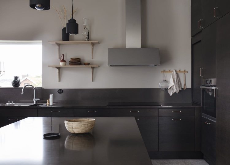 Swedish Silestone Kitchen