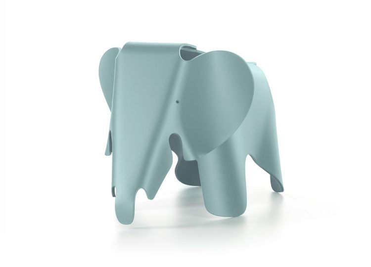 Vitra Eames Elephant (Ice Grey)
