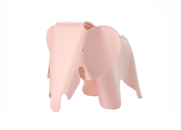 Vitra Eames Elephant (Pale Rose)