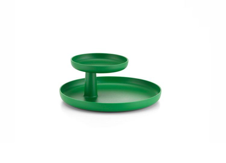 Vitra Palm Green Rotary Tray