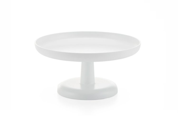 Vitra White High Tray