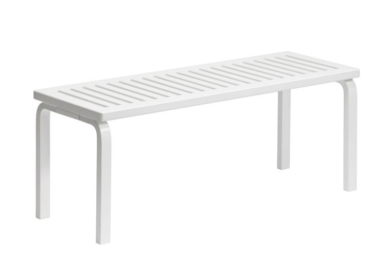 est living white artek bench 153 01 750x540