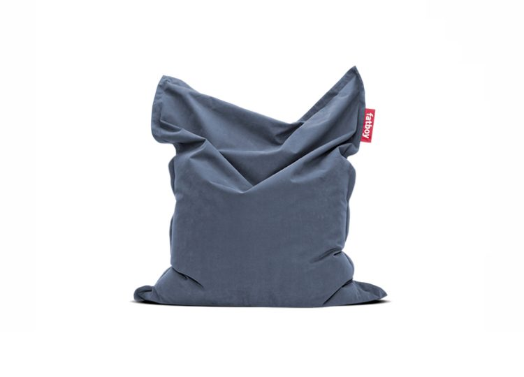 Fatboy Original Stonewashed Bean Bag (Blue)