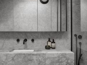 Bathroom 1 | KBS Residence Bathroom by Nickolas Gurtler