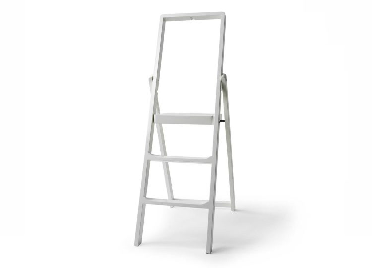 Design House Stockholm White Step Stepladder