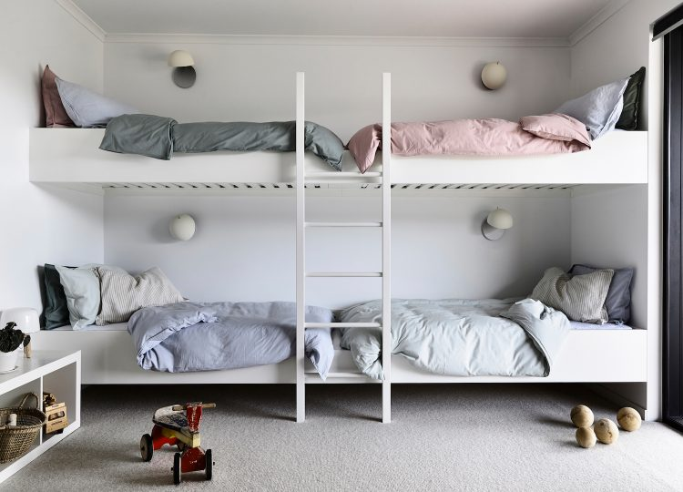 Kids | Dunes Kids Bedroom by Whiting Architects