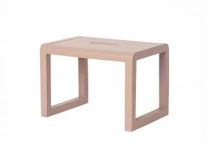 Ferm Living Little Architect Stool (Rose)