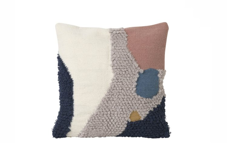 Ferm Living Loop Cushion (Landscape)