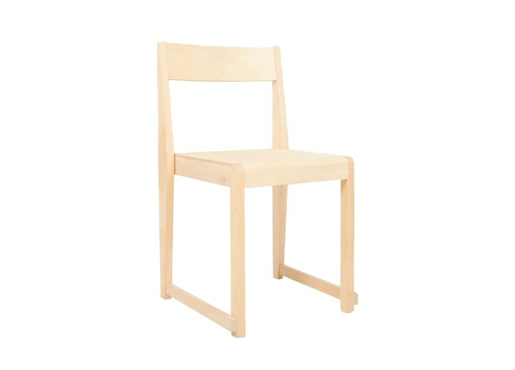 Frama Chair 01 (Natural Wood)