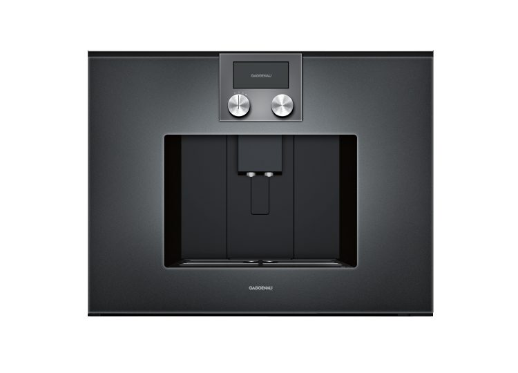 Gaggenau Fully Automatic Espresso Machine 200 Series (Anthracite)