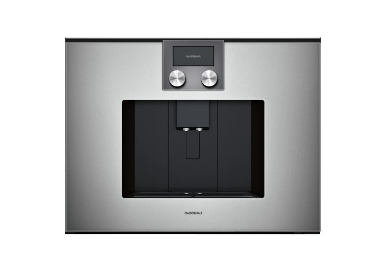 Gaggenau Fully Automatic Espresso Machine 200 Series (Metallic)