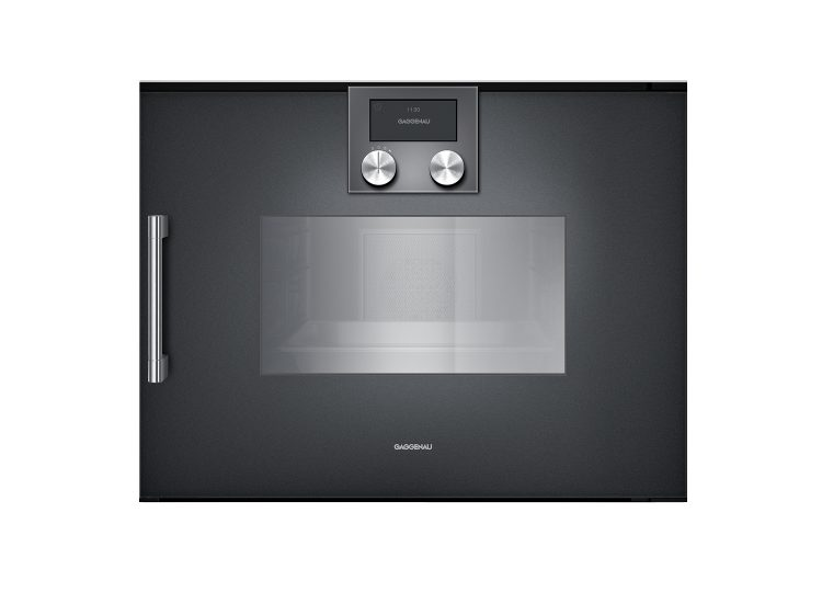 est living gaggenau 200 series combi steam oven anthracite 750x540