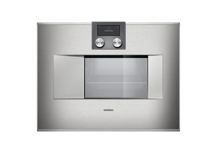 Gaggenau Combi-Steam Oven 400 Series (Top Controls)