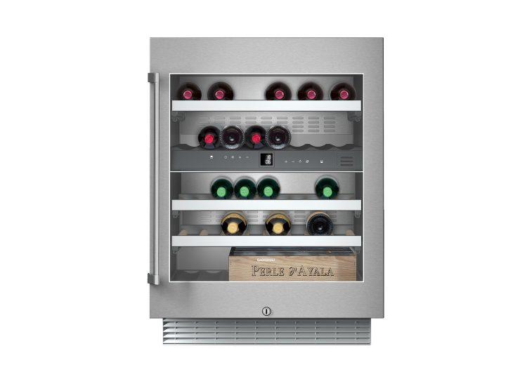 est living gaggenau vario 200 series wine climate cabinet 750x540