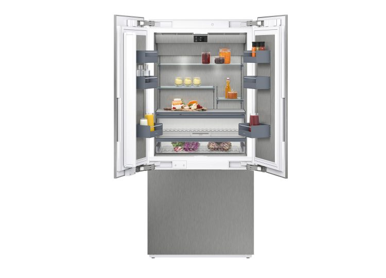 est living gaggenau vario 400 series fridge freezer combination 750x540