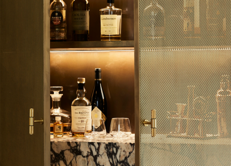 Bar & Cellar | Wattle House Bar by Golden