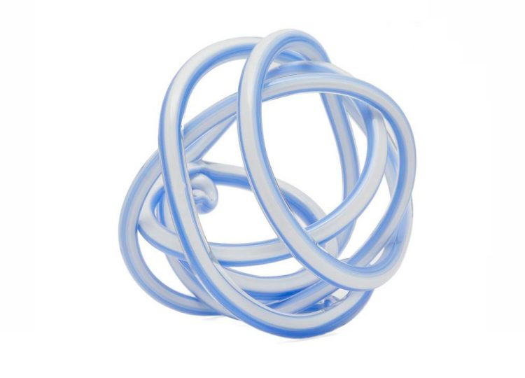 Hay Knot L Light Blue