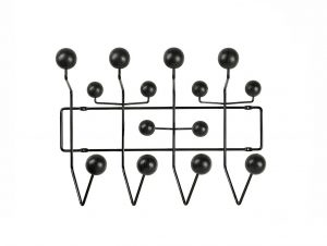 Herman Miller Eames Hang-It-All (Black/Black)