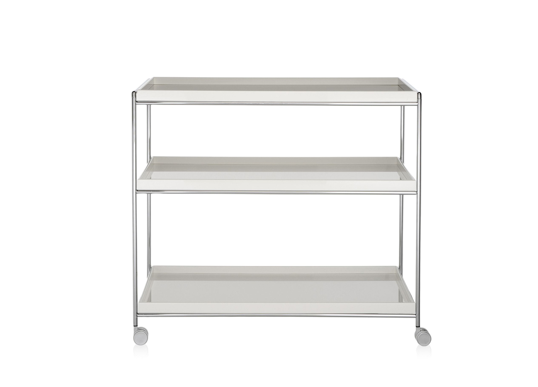 est living kartell trays bar cart