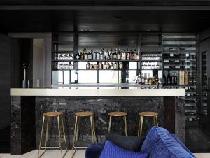 Bar & Cellar | MCF Residence Bar by Mim Design