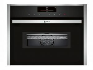 Neff Pyrolytic Compact Oven with Microwave & VarioSteam