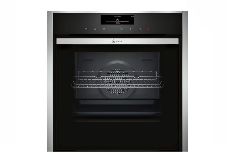 Neff Slide & Hide Oven with FullSteam
