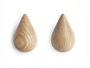 Normann Copenhagen Dropit Hooks (Natural)