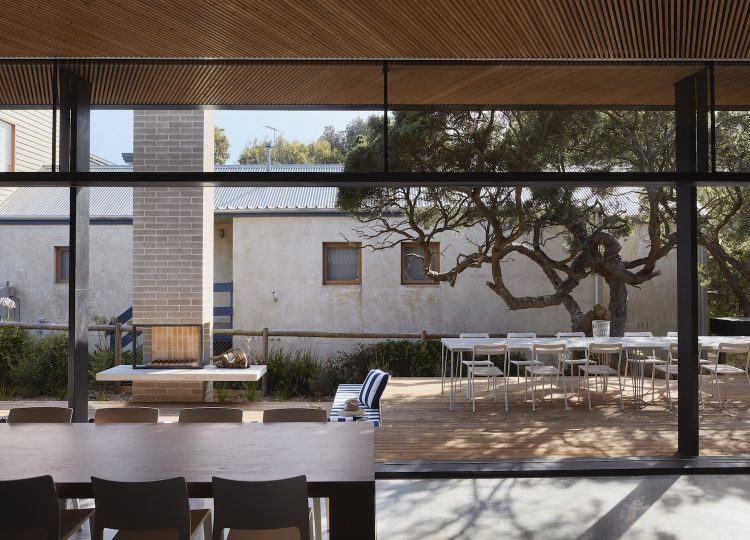 Point Lonsdale Home by Nexus Designs and Three C Architects