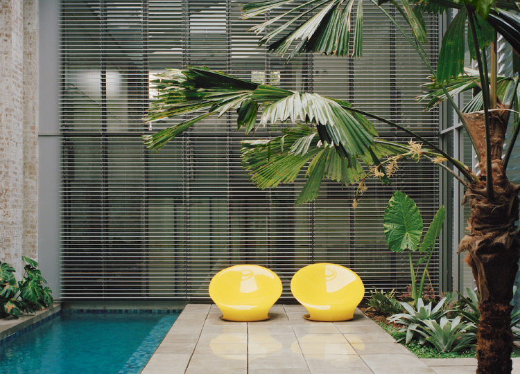Pools & Pool Pavilions | Redfern Warehouse Pool by Ian Moore