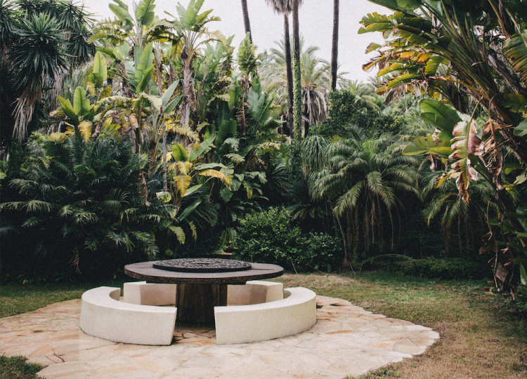 Outdoor Living | San Carlos Finca by Hollie Bowden