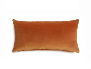Soho Home Monroe Oblong Cushion (Burnt Orange)