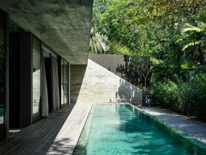 Pools & Pool Pavilions | Stark House Pool by Park + Associates