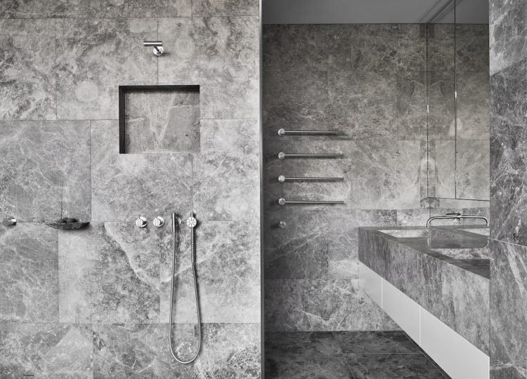 Bathroom | St Vincents Place Bathroom by Coy Yiontis