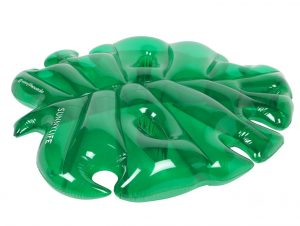 Sunnylife Luxe Lie-On Float Monstera Leaf