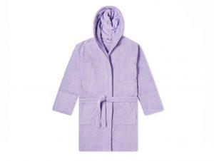 Tekla Lavender Bathrobe