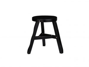 Tom Dixon Offcut Black Stool