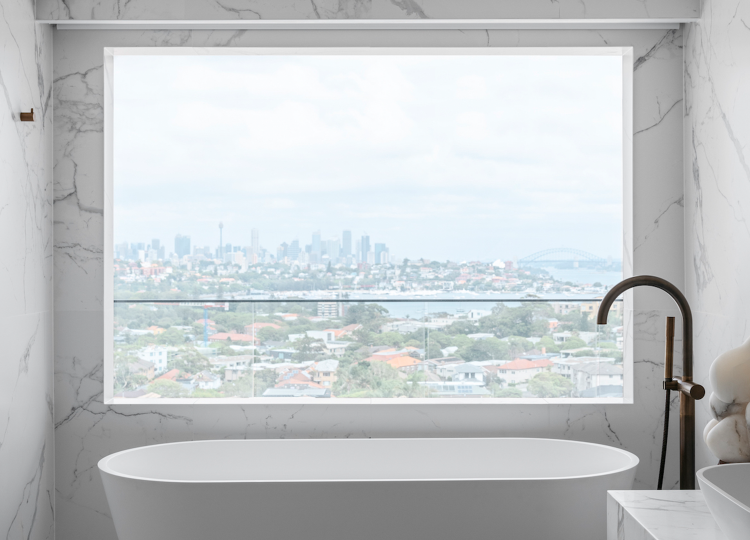 Bathroom | Vaucluse Residence Bathroom by Nina Maya Interiors