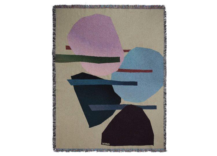 Viso Tapestry Blanket V09