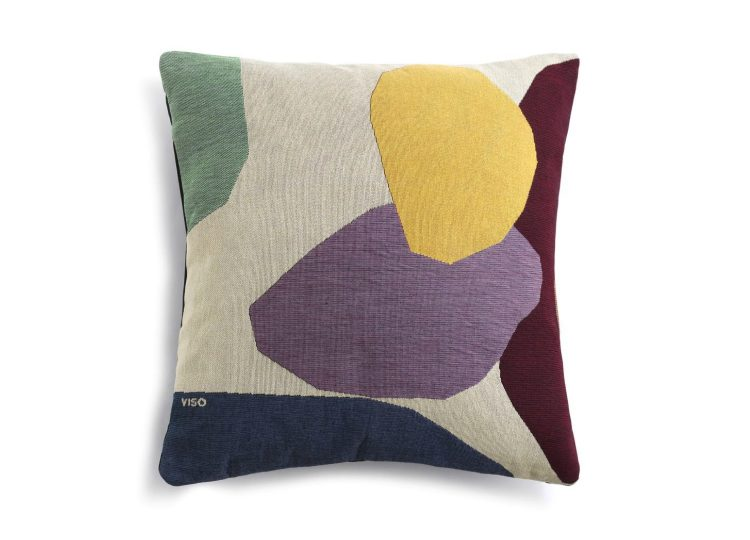 Viso Tapestry Pillow V14