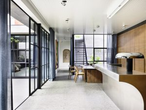 Kitchen | St Vincent's Place Kitchen by B.E. Architecture