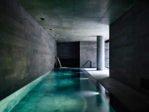 Pools & Pool Pavilions | St Vincent's Place Pool by B.E. Architecture