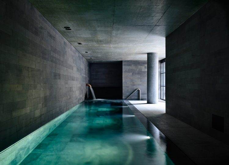 Pools & Pool Pavilions | St Vincent's Place Indoor Pool by B.E. Architecture
