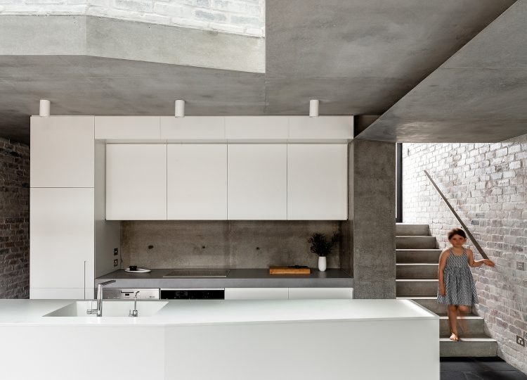 Kitchen | Balmain Rock Kitchen by Benn + Penna