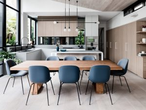 Dining | Canning Street Home by Techne Architecture + Interior Design
