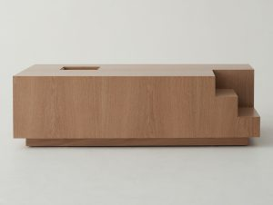 Daniel Boddam M-Coffee Table