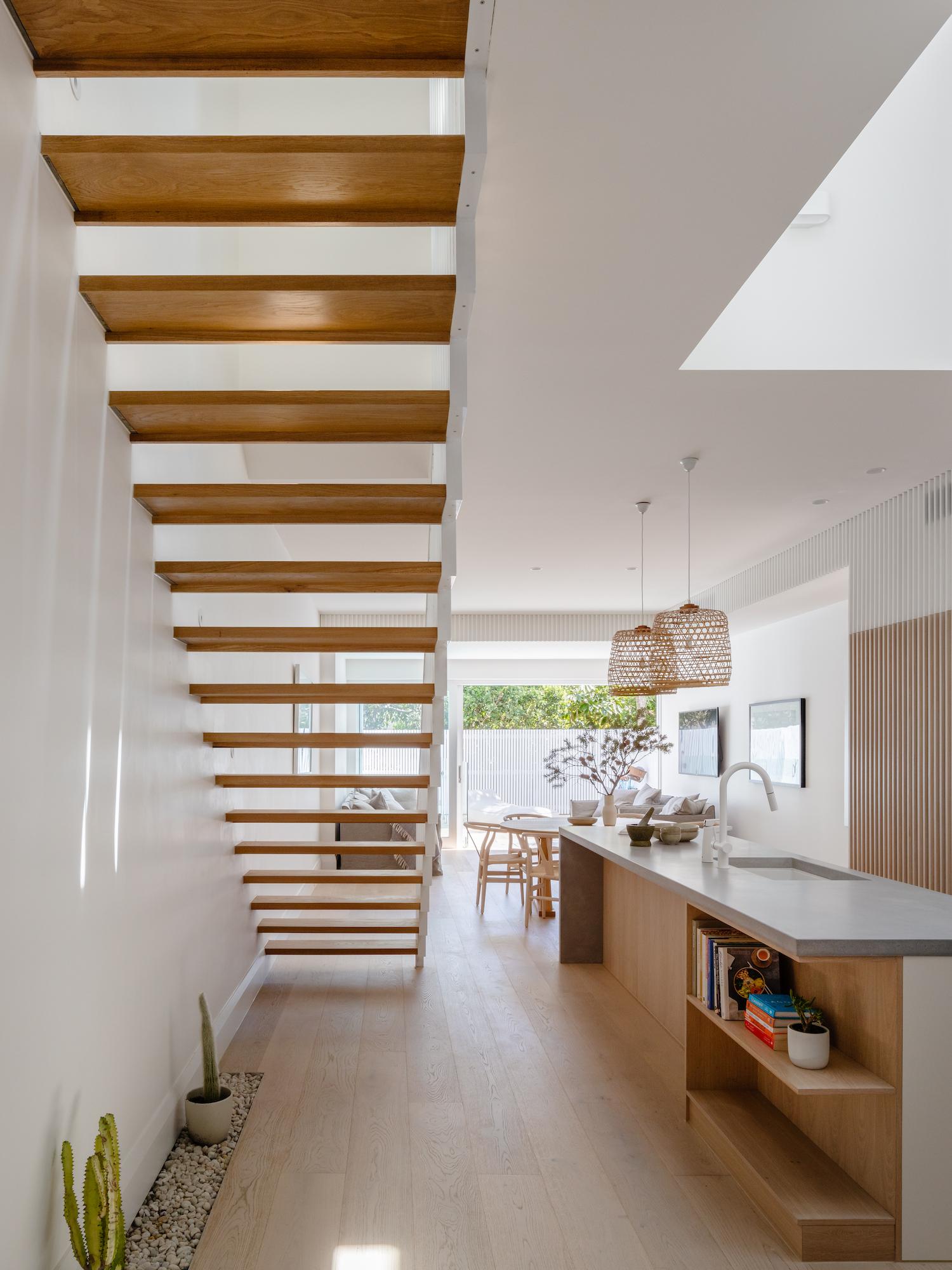 North Bondi House by James Garvin Architecture
